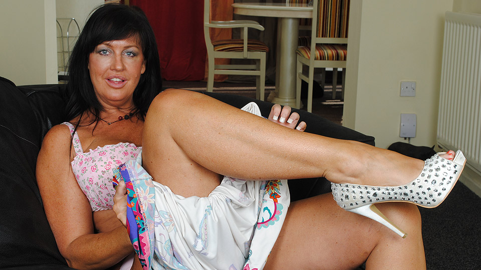 British mature milf