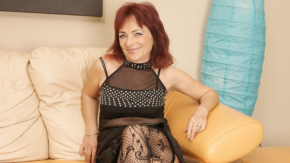 Commit mature redhead pussy hairy