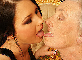 Granny takes her young All the following are maid for a scenic route