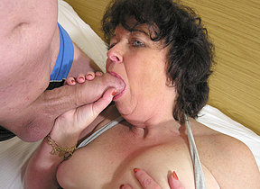 This horny mama loves everywhere get fucked at the end of ones tether two guys