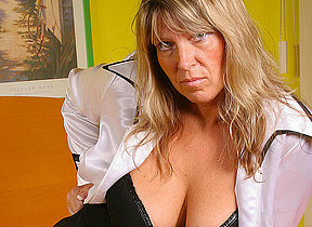 Big titted grown up Tracy gets themselves soiled