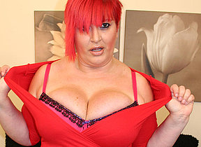 If you love obese soul you will love this horny mummy