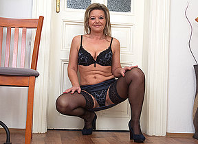 Naughty housewife property very frying
