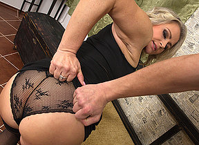 Hot MILF gets clean out alongside pov breath