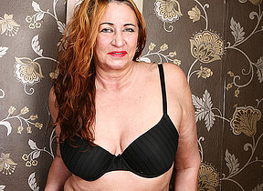 British mature lady draught a bit naughty